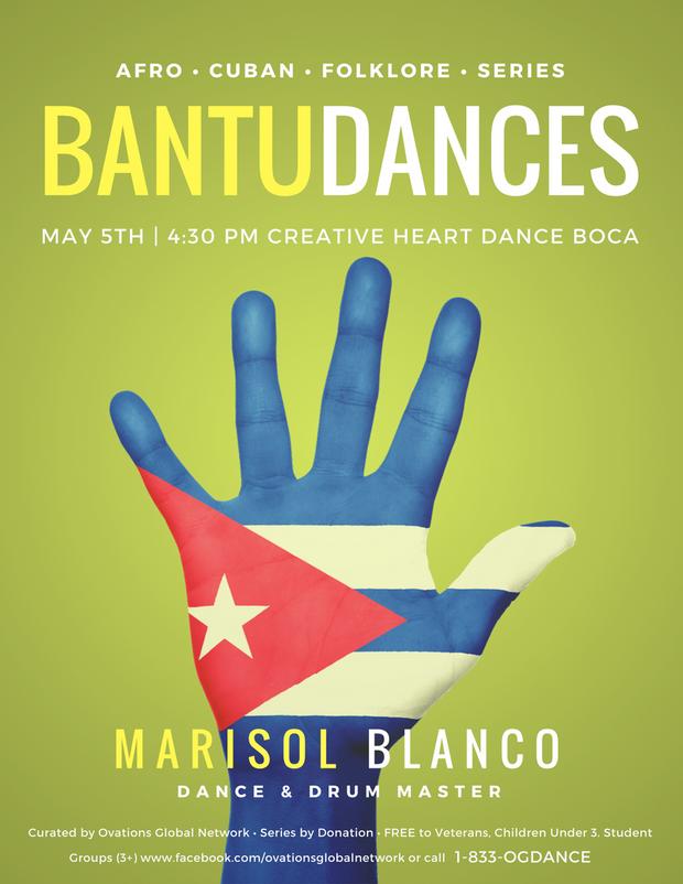 BANTU DANCES