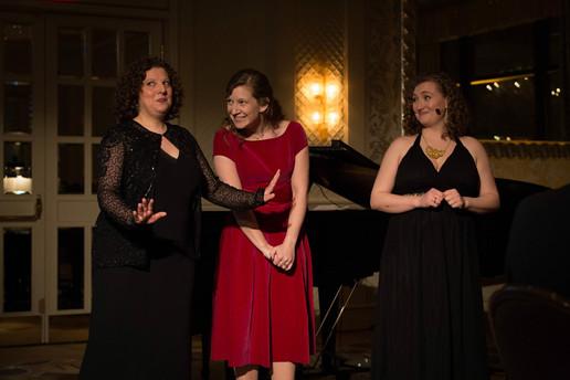 Three Little Maids, 2015