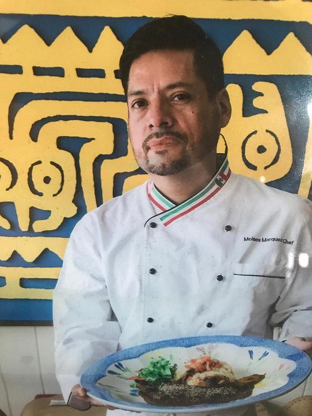 Chef Moises Ortiz