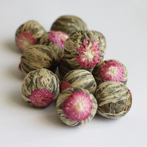 Giant Pink Blossom Tea (Flowering Tea)