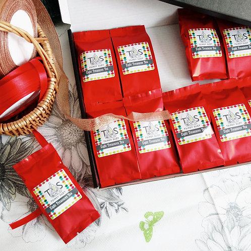 Eight Treasures Tea Set (12 packs)