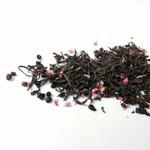 English Elderberries Souchong Tea