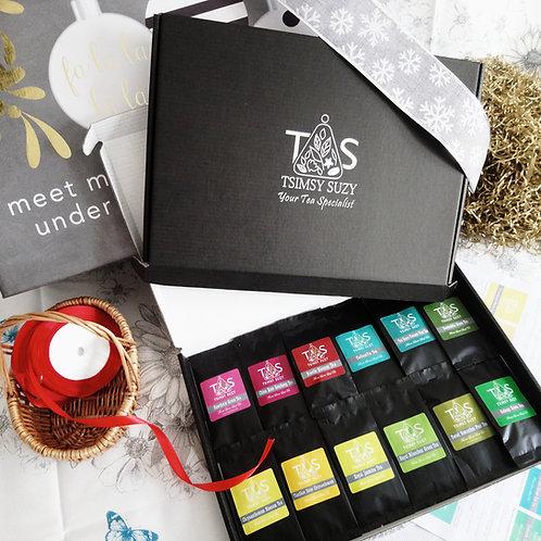 New Premium Taster Mixed Loose Tea Set