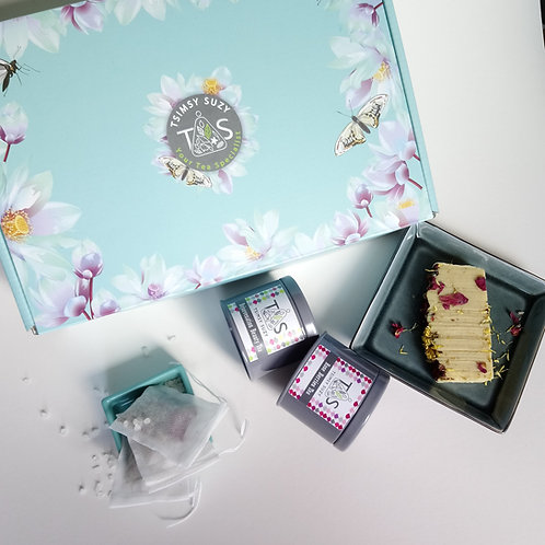 New Beauty Spa Tea Set