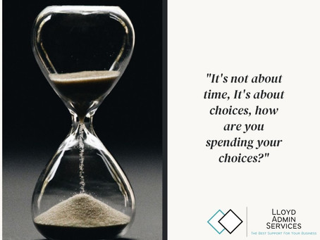 Choices, Outsourcing to Gain Time