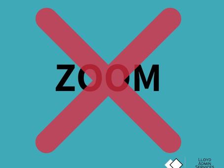 I Hate Zoom!!!
