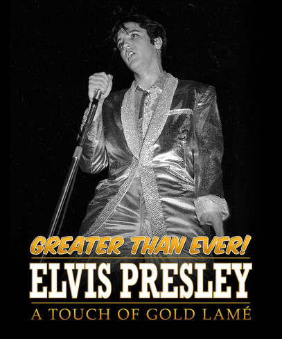 Elvis Presley A Touch of Gold Lame