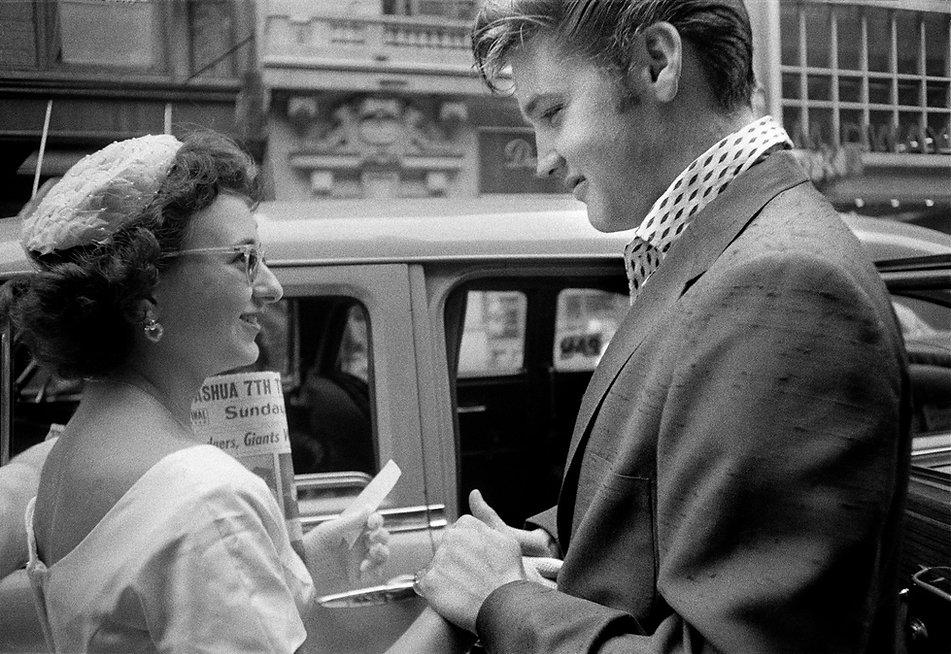 Steve Allen Show. July 1st 1956 Hudson T