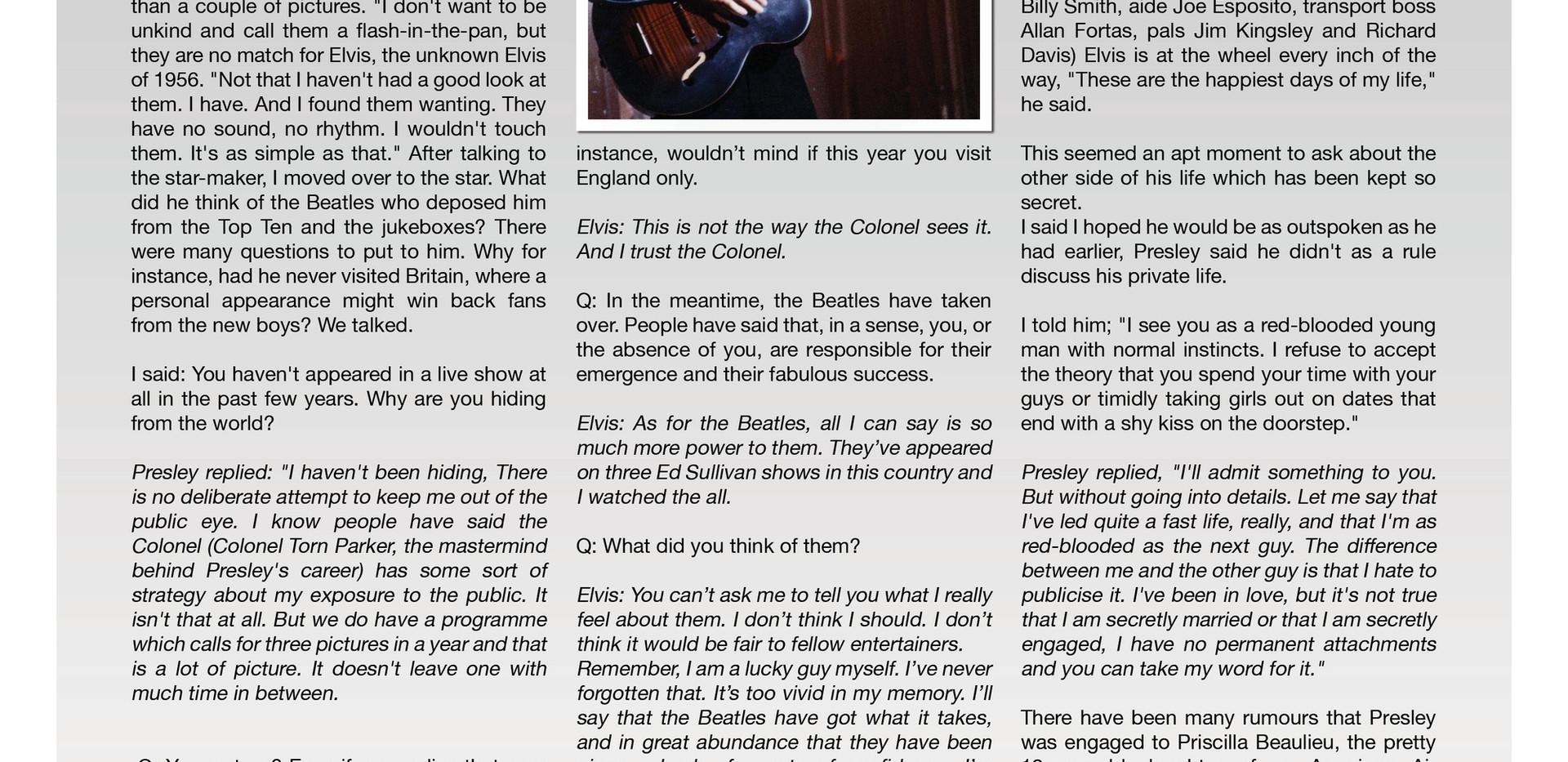 The Elvis Files magazine issue #2 (11)