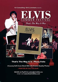 Elvis Summer Festival TTWII 2020 soft co