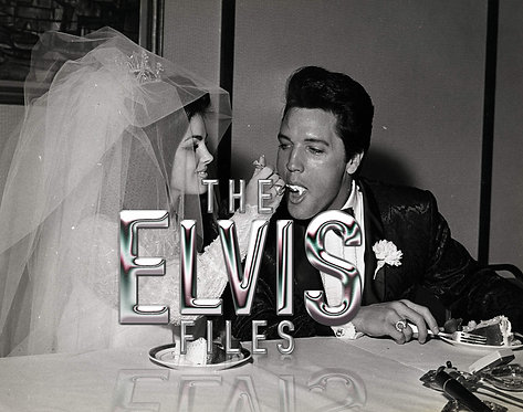 May 1, 1967. Wedding at the Aladdin Hotel in Las Vegas.