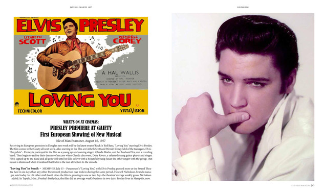 The Elvis Files magazine 33 page 38 - 45