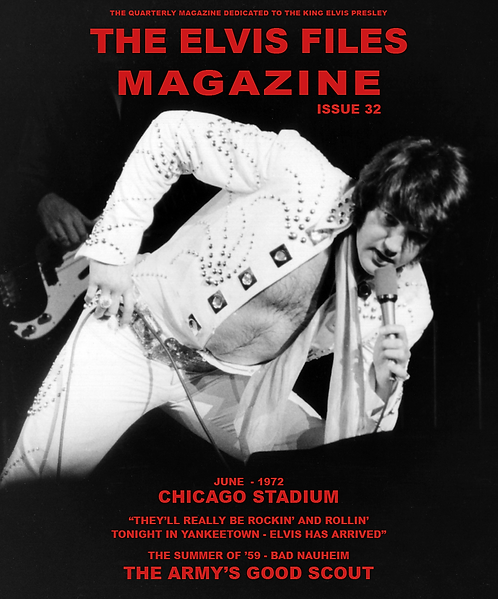 The Elvis Files magazine issue 32