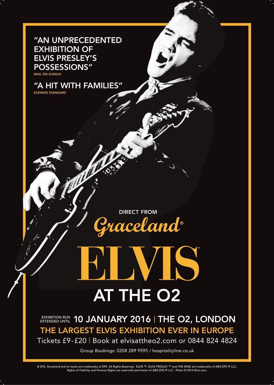 Vintage Rock Presents. Elvis collectors