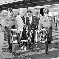 Portland Oregon, September 2, 1957 arrival at Union Station