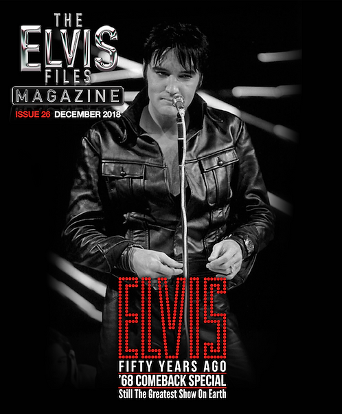 The Elvis Files magazine issue 26