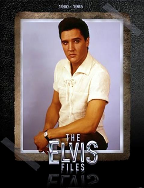 The Elvis Files book Vol.3 1960-1965