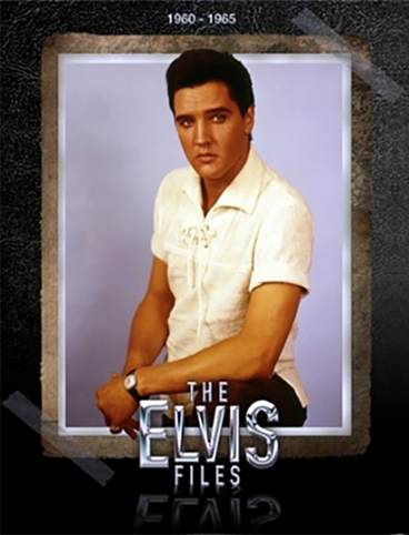KJ Consulting: The Elvis Files book Vol.3 1960-1965 (2009)