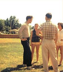 1034 Audubon Drive late June, early July. 1956.