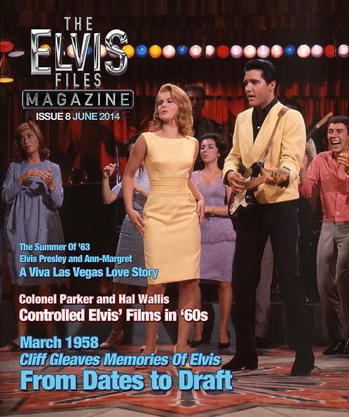 The Elvis Files magazine issue 08