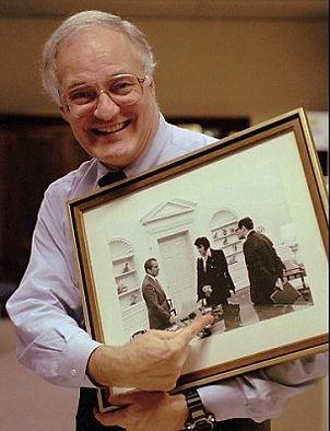 """Egil """"Bud"""" Krogh Jr., part of Nixon's staff."""