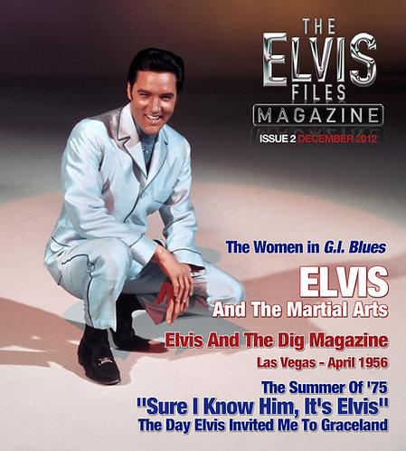 The Elvis Files magazine issue 02