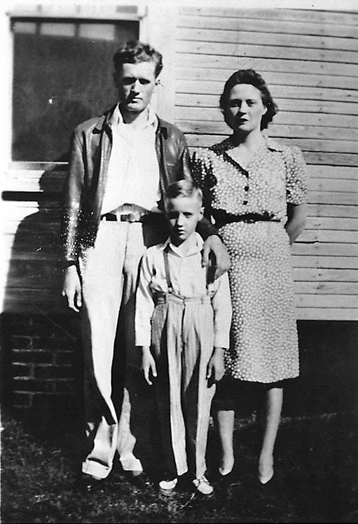 Ca. 1941 Tupelo, Ms.