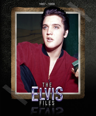 KJ Consulting: The Elvis Files book Vol.2 1957-1959 (2010)