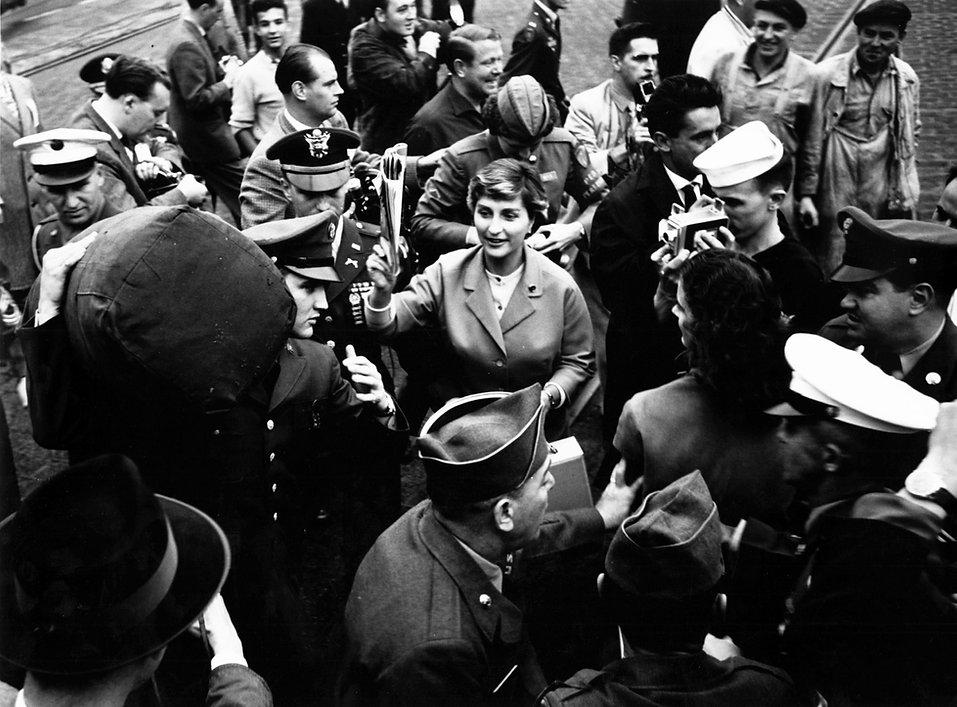 October 1, 1958. Bremerhaven..jpg