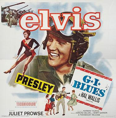 5.2 - G.I. Blues poster