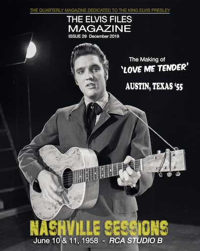 The Elvis Files magazine issue 29