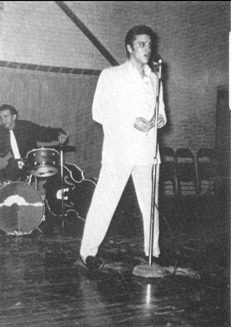 Swifton High School in Swifton, Arkansas on Friday, December 9, 1955.
