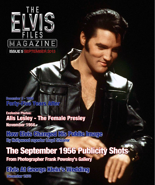 The Elvis Files Magazine issue 05