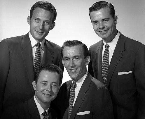 The Jordanaires' group dynamic changed o