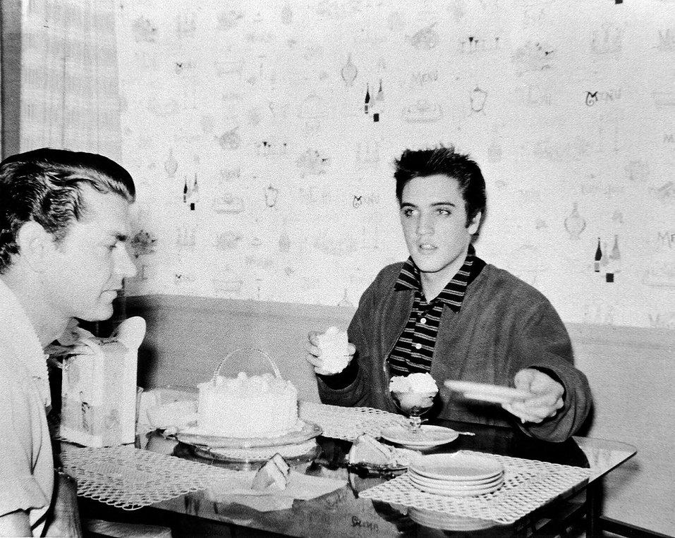 April 20, 1957. Sam Phillips' house..jpg