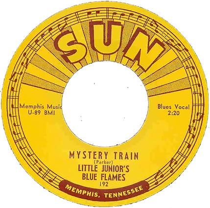 Mystery Train Little Junior Parker SUN 1
