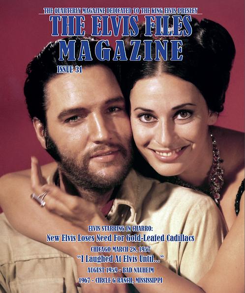 The Elvis Files magazine issue 31
