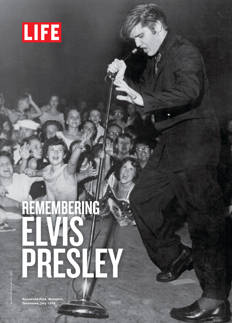 life - the king lives on. remembering el