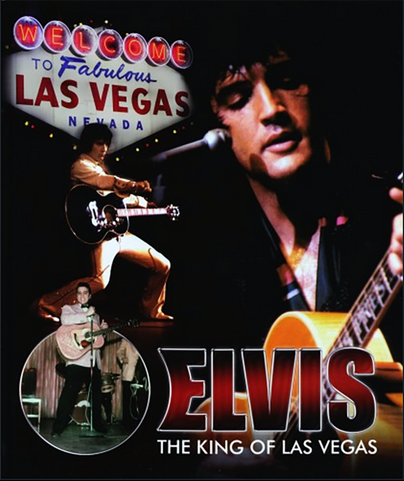 Elvis - The King of Las Vegas (2009)