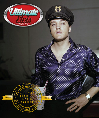 Ultimate Elvis: The Recording Sessions Vol.2 1960-1968 (2014)