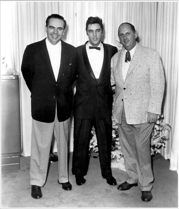 December 21, 1957 at Governor Jack C. Cl