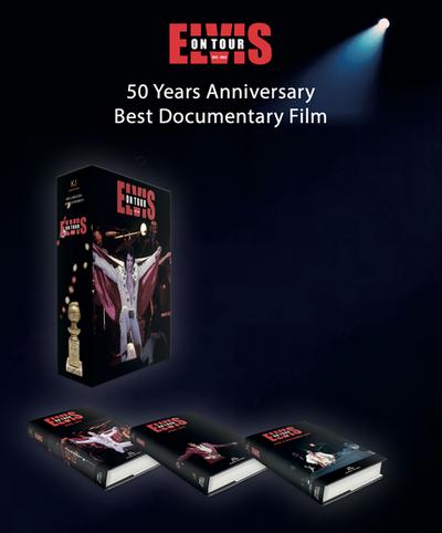 ELVIS ON TOUR 50th Anniversary (2021)