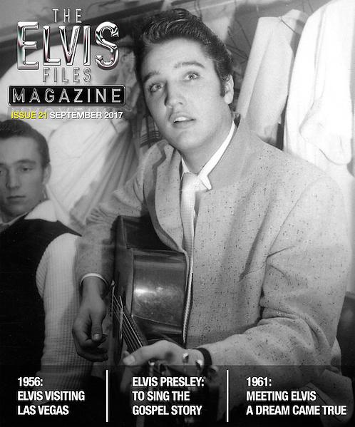 The Elvis Files magazine issue 21