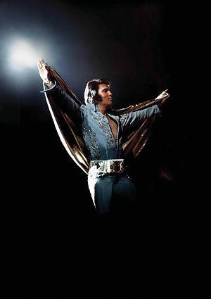 Madison Square Garden, NY., 1972.