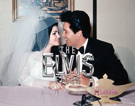 May 1, 1967. Wedding at the Aladdin Hotel in LasVegas