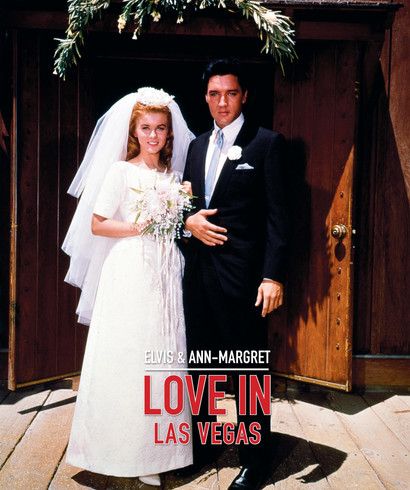 Elvis and Ann-Margret: Love in Las Vegas (2016 - soft cover)