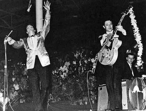 Bloch Arena March, 25 1961. Honolulu HI