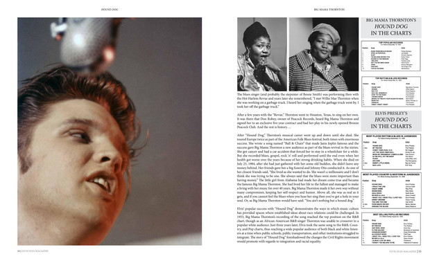 The Elvis Files magazine 33