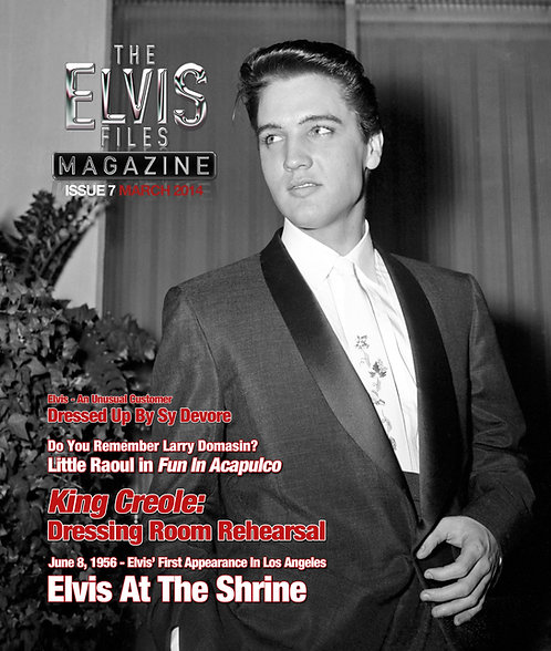The Elvis Files magazine issue 07