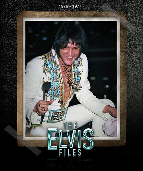 The Elvis Files book Vol.8 1976-1977
